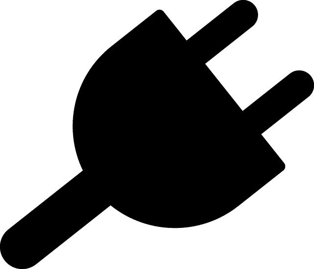 konektor elektřiny