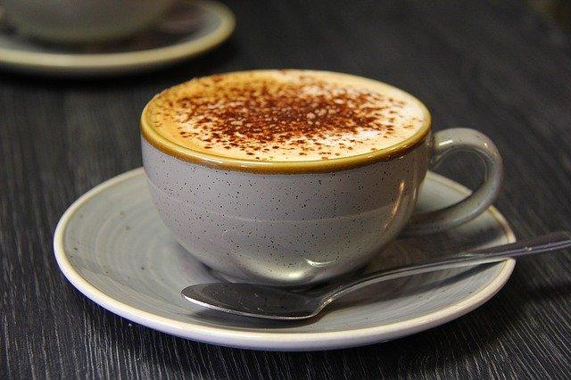 káva espresso