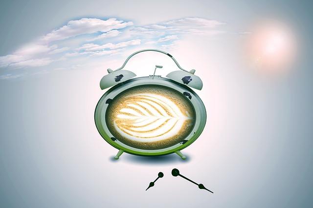 káva budík