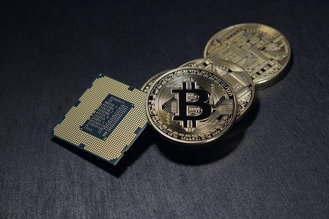bitcoin a čip