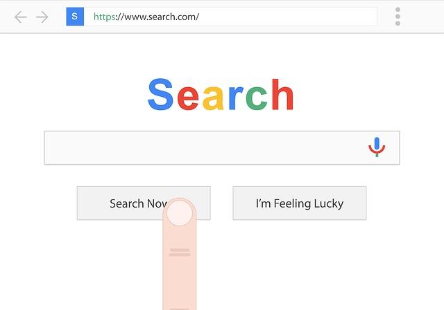 vyhledávač search