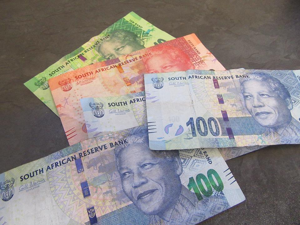 jihoafrické randy