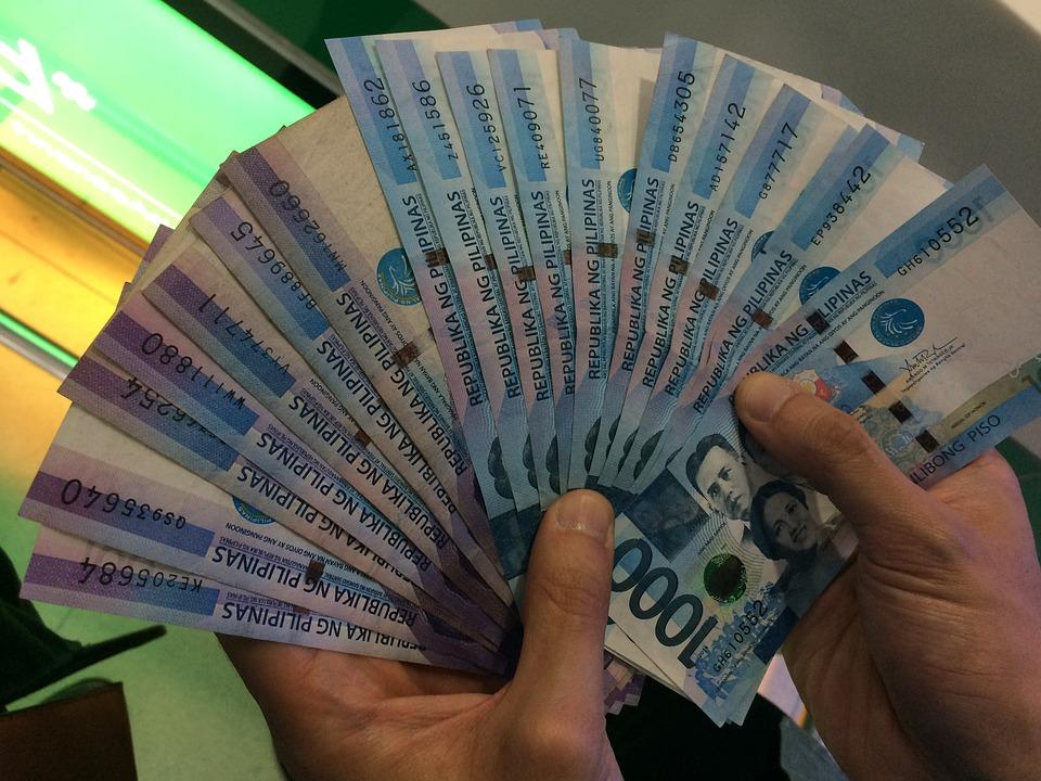 peníze Filipín